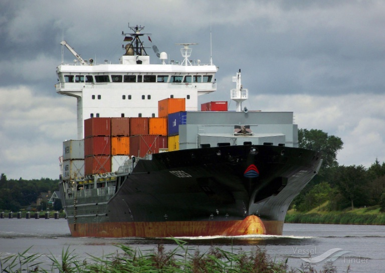 BAKKAFOSS (MMSI: 305531000) ; Place: Kiel_Canal
