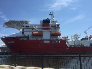 Photo of SAMPSON ship