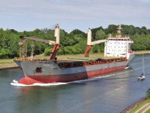 Photo of JULIE C ship