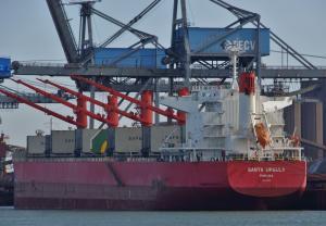 Photo of SANTA URSULA ship