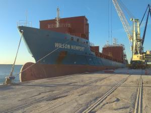 Photo of WILSON NEWPORT ship