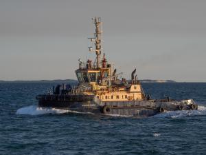 Photo of SVITZER EAGLE ship