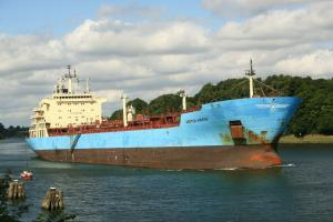 Photo of KIRSTEN MAERSK ship