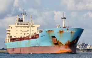 Photo of MAERSK KATE ship