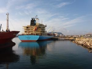 Photo of MAERSK KAYA ship