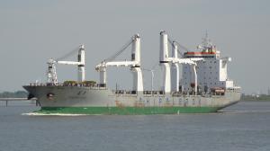 Photo of CHIPOLBROK GALAXY ship