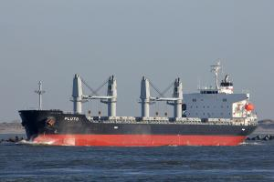 Photo of PLUTO ship