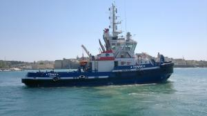Photo of TENAX ship