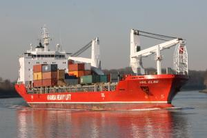 Photo of HHL ELBE ship