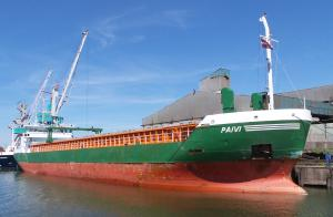 Photo of PAIVI ship