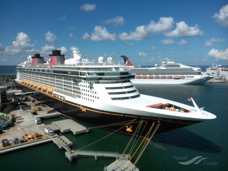 DISNEY DREAM, Penger (Cruise) Ship - Schiffsdaten und aktuelle ... on
