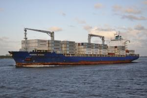 Photo of MAERSK NITEROI ship
