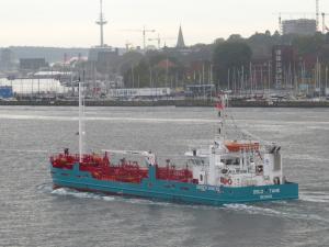 Photo of OSLO TANK ship