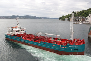 Photo of BERGEN TANK ship
