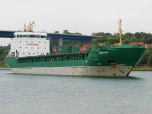 Photo of HALLAND ship