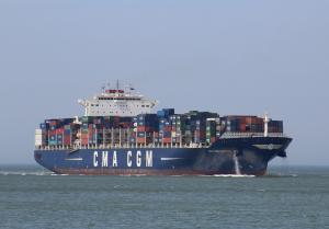 Photo of CMA CGM SAMSON ship