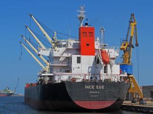 Photo of INCE EGE ship