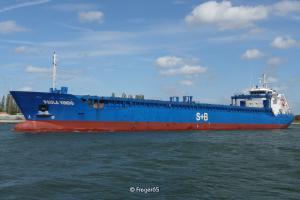 Photo of PAULA VINDOE ship