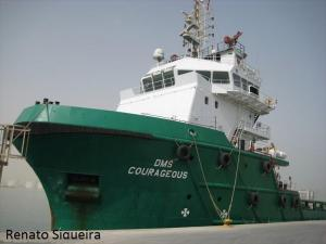 Photo of DMS COURAGEOUS ship