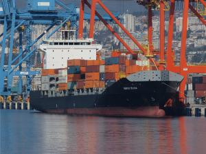Photo of WARNOW BELUGA ship