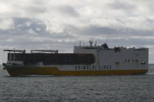 Photo of GRANDE GUINEA ship