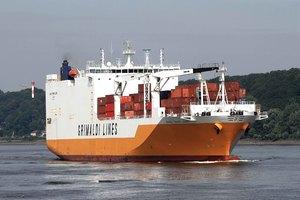 Photo of GRANDE SIERRA LEONE ship