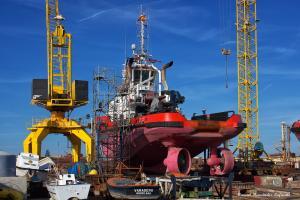 Photo of RED HUSKY ship