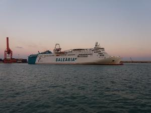 Photo of ABEL MATUTES ship