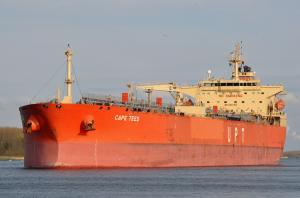 Photo of CAPE  TEES ship