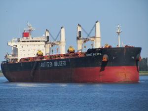 Photo of GANNET BULKER ship