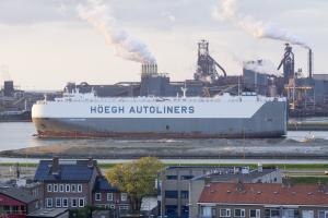 Photo of HOEGH ANTWERP ship