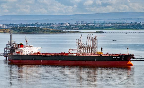 SERENE SEA, Crude Oil Tanker - Details and current position - IMO