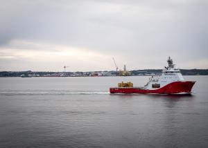 Photo of SIEM GARNET ship