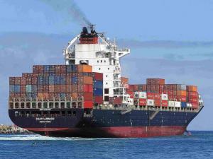 Photo of SEASPAN LUMACO ship