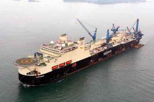 Photo of CASTORONE ship