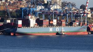Photo of MOL PREMIUM ship