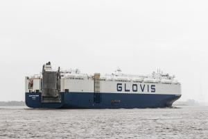Photo of GLOVIS SOLOMON ship