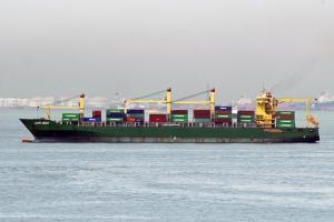 Photo of CAPE MOSS ship