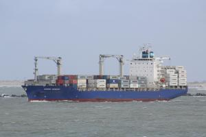 Photo of MAERSK NIENBURG ship