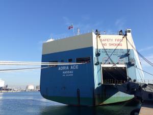 Photo of ADRIA ACE ship