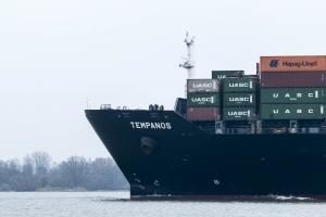 Photo of TEMPANOS ship