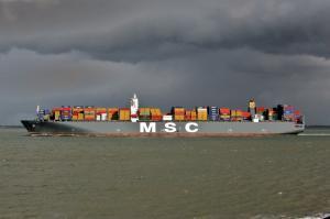 Photo of MSC FILLIPPA ship