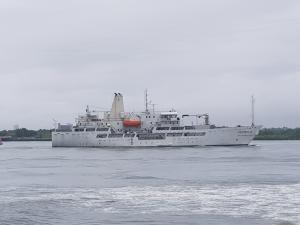 Photo of M.V.ARABIAN SEA ship