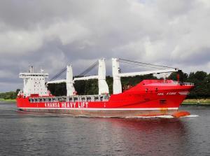 Photo of HHL KOBE ship