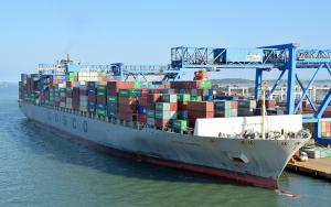 Photo of COSCO KOREA ship