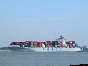 Photo of COSCO PRINCE RUPERT ship