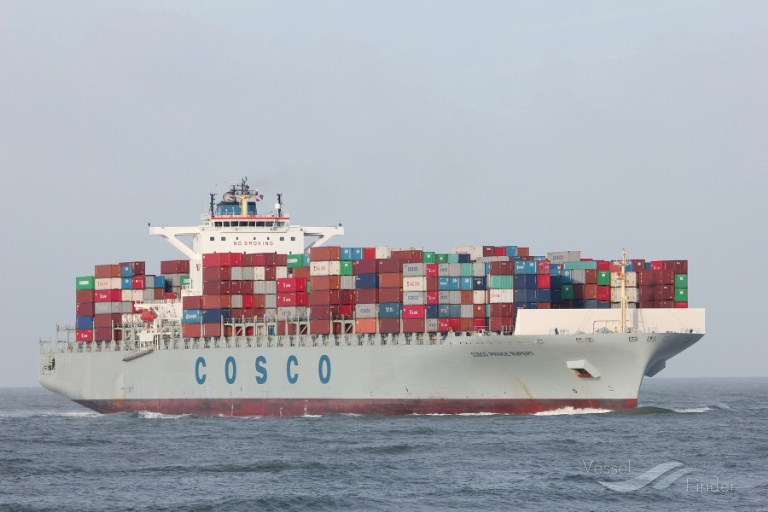 COSCO PRINCE RUPERT photo