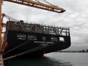 Photo of CPO BREMEM ship