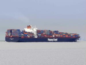 Photo of BUDAPEST EXPRESS ship