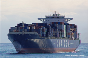 Photo of CMA CGM DALILA ship